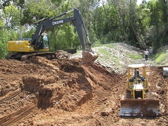 g w phillips construction inc flood drainage