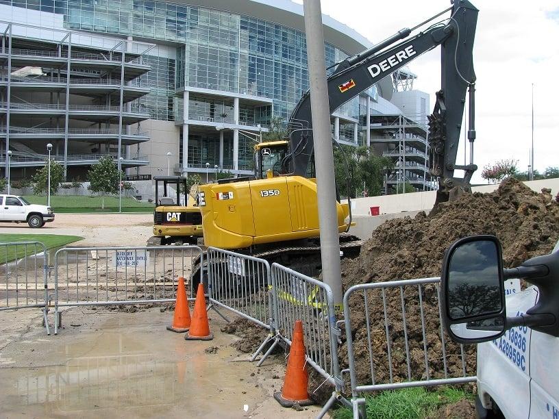 g w phillips construction inc nrg dirt